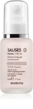 Sesderma Salises hydratační gel pro mastnou pleť se sklonem k akné