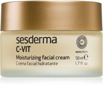 Sesderma C-Vit Fugtgivende ansigtscreme med anti-aldringseffekt