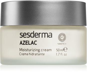 Sesderma Azelac Feuchtigkeitscreme gegen die Unvollkommenheiten der Haut