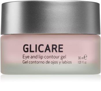 Sesderma Glicare гел против бръчки  за контура около очите и устните