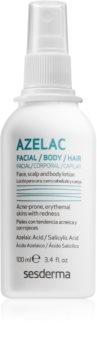 Sesderma Azelac beruhigende Pflege für Haut mit kleinen Makeln