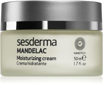Sesderma Mandelac хидратиращ крем  за кожа с акне