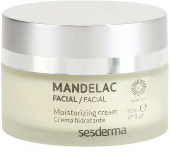 Sesderma Mandelac crema idratante per pelli acneiche