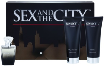 Sex and the City By Night Geschenkset II. für Damen