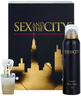 Sex and the City Sex and the City Lahjasetti I. Naisille