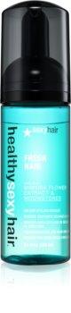 Sexy Hair Healthy hajformázó hab minden hajtípusra