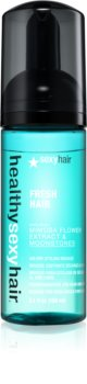 Sexy Hair Healthy Styling Foam for All Hair Types