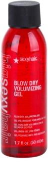 Sexy Hair Big gel za povečanje volumna