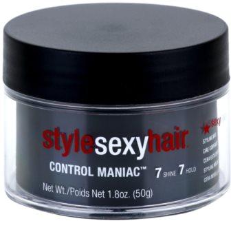 Sexy Hair Style cera de fijación