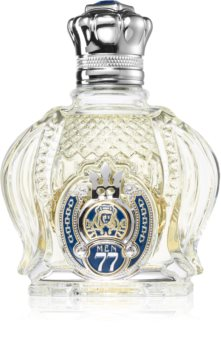 Shaik Opulent Shaik Blue No.77 Eau de Parfum para hombre