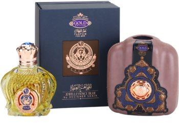 Shaik Opulent Shaik Gold Edition eau de parfum pour homme