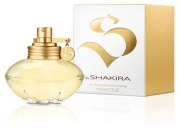 Shakira S toaletní voda pro ženy
