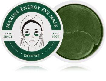Shangpree Marine Energy hydrogelová maska na oční okolí pro regeneraci a obnovu pleti