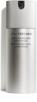Shiseido Men Total Revitalizer Light Fluid loción hidratante