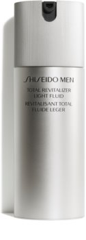 Shiseido Men Total Revitalizer Light Fluid хидратиращ флуид