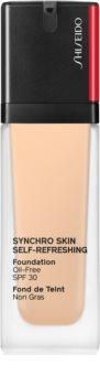 Shiseido Synchro Skin Self-Refreshing Foundation dlouhotrvající make-up SPF 30