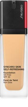 Shiseido Synchro Skin Self-Refreshing Foundation podkład o przedłużonej trwałości SPF 30