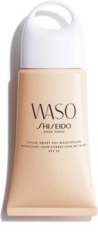 Shiseido Waso Color-Smart Day Moisturizer hydratačný denný krém pre zjednotenie tónu pleti SPF 30