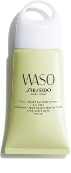 Shiseido Waso Color-Smart Day Moisturizer hidratantna dnevna krema za ujednačavanje tona kože bez ulja