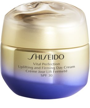 Shiseido Vital Perfection Uplifting & Firming Day Cream crème de jour liftante et raffermissante SPF 30