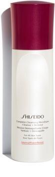 Shiseido Generic Skincare Complete Cleansing Micro Foam čistiaca a odličovacia pena s hydratačným účinkom