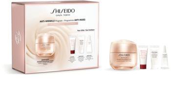 Shiseido Benefiance Wrinkle Smoothing Cream set cadou I. pentru femei