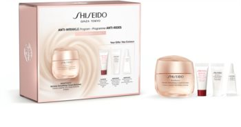 Shiseido Benefiance Wrinkle Smoothing Cream Enriched kit di cosmetici I. da donna