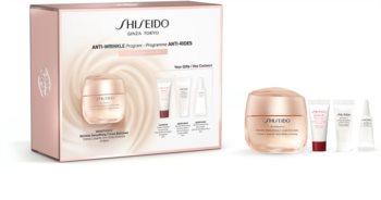 Shiseido Benefiance Wrinkle Smoothing Cream Enriched kozmetická sada I. pre ženy
