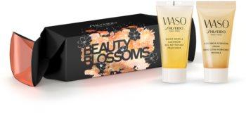Shiseido Waso Clear Mega Hydrating Cream dárková sada II. pro ženy