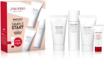 Shiseido Benefiance WrinkleResist24 kit di cosmetici III. da donna