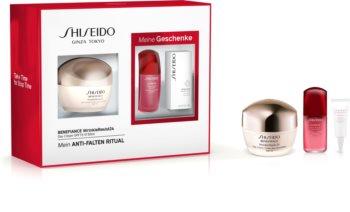 Shiseido Benefiance WrinkleResist24 Day Cream Cosmetic Set XVI. (with Anti-Wrinkle Effect) for Women