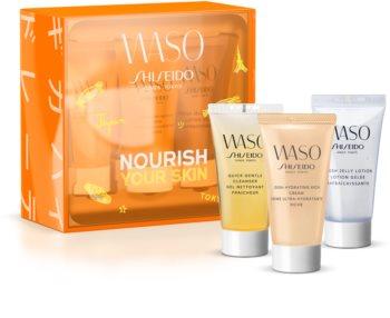 Shiseido Waso kosmetická sada IV. pro ženy
