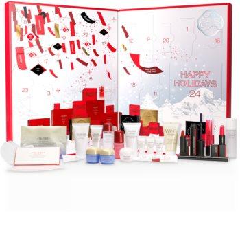 Shiseido Advent Calendar adventný kalendár I. pre ženy