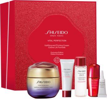 Shiseido Vital Perfection Uplifting & Firming Cream подарунковий набір I. для жінок