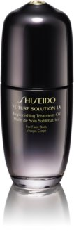 Shiseido Future Solution LX Replenishing Treatment Oil olio trattante per corpo e viso