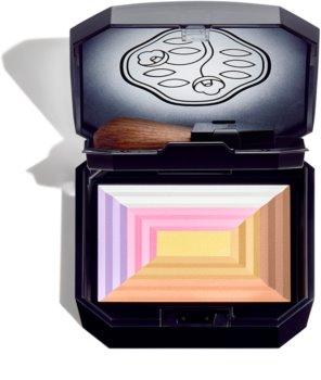 Shiseido 7 Lights Powder Illuminator Vielseitig einsetzbarer, moderner Gesichts-Puder