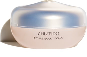 Shiseido Future Solution LX Total Radiance Loose Powder aufhellender loser Puder