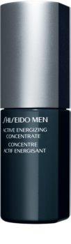 Shiseido Men Active Energizing Concentrate омолоджуючий концентрат для розгладження шкіри та звуження пор