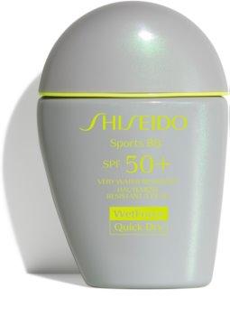Shiseido Sun Care Sports BB ΒΒ κρέμα SPF 50+