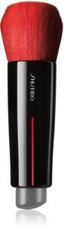 Shiseido Daiya Fude Face Duo pennello per l'applicazione di prodotti liquidi e in polvere double face