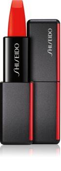 Shiseido ModernMatte Powder Lipstick rouge à lèvres mat effet poudré