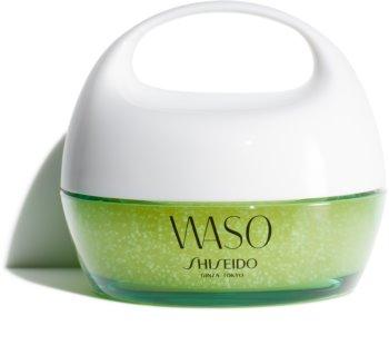 Shiseido Waso Beauty Sleeping Mask maschera notte illuminante