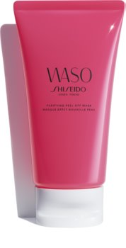 Shiseido Waso Purifying Peel Off Mask maschera peel-off detergente