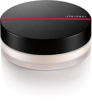 Shiseido Synchro Skin Invisible Silk Loose Powder транспарентна пудра на прах с матиращ ефект