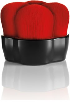 Shiseido HANATSUBAKI HAKE Polishing Face Brush ecset folyékony és púderes termékekhez