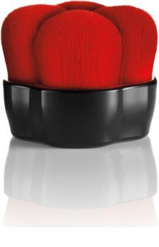 Shiseido HANATSUBAKI HAKE Polishing Face Brush pędzel do aplikacji produktów sypkich i płynnych