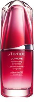 Shiseido Ultimune Power Infusing Concentrate concentrato energizzante e protettivo per il viso