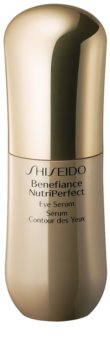 Shiseido Benefiance NutriPerfect Eye Serum siero occhi contro rughe, gonfiori e macchie scure