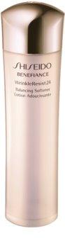 Shiseido Benefiance WrinkleResist24 Balancing Softener tónico hidratante y suavizante antiarrugas