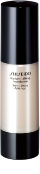 Shiseido Radiant Lifting Foundation maquillaje iluminador con efecto lifting SPF 15